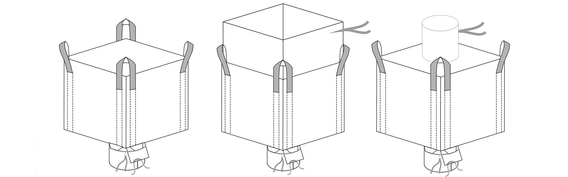 Bulk Polypropylene Bulk Containers